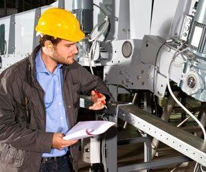 Обслуживание и восстановление оборудования